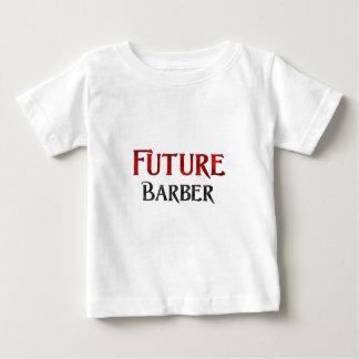 Toekomstige Kapper Baby T Shirts