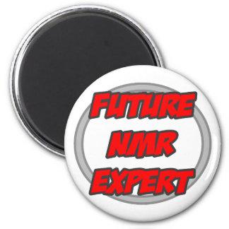 Toekomstige NMR Deskundige Koelkast Magneetje