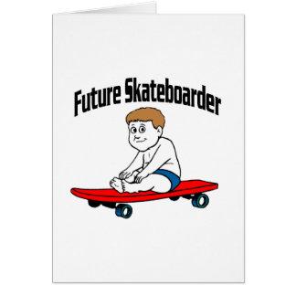 Toekomstige Skateboarder Kaart