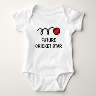 Toekomstige veenmolspeler | Leuke baby kleding Romper