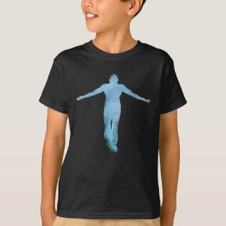 Toenemend Blauw T Shirt