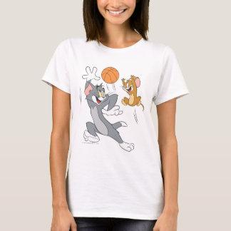 Tom en Jerry Basketball 1 T Shirt