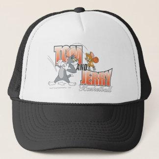 Tom en Jerry Basketball 3 Trucker Pet