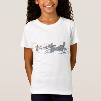 Tom en Jerry Chase T Shirt