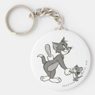Tom en Jerry Deceitful Handshake Sleutelhanger