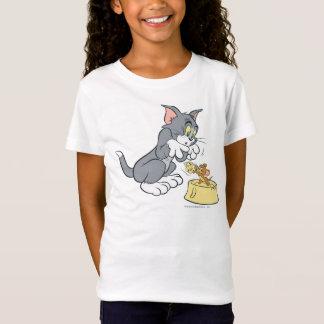 Tom en Jerry Feed de Kat T Shirt