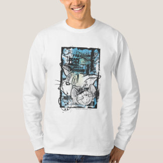 Tom en Jerry Grimey T Shirt