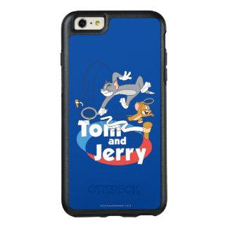 Tom en Jerry Tennis Stars 7 OtterBox iPhone 6/6s Plus Hoesje