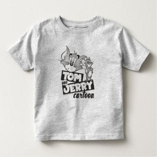 Tom en Jerry | Tom en Jerry Cartoon Kinder Shirts