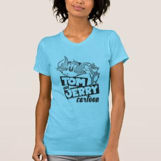 Tom en Jerry | Tom en Jerry Cartoon T Shirt