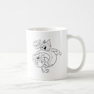 Tom en Jerry | Tom en Jerry Laughing Koffiemok
