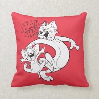 Tom en Jerry | Tom en Jerry Laughing Sierkussen