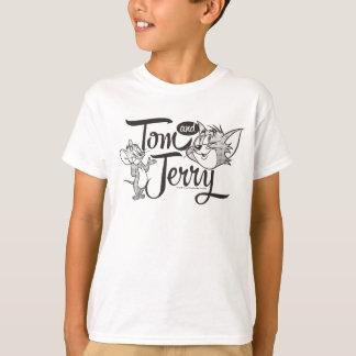 Tom en Jerry | Tom en Jerry Looking Sweet T Shirt
