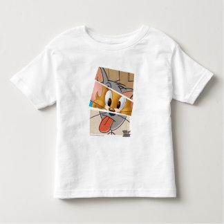 Tom en Jerry | Tom en Jerry Mashup Kinder Shirts