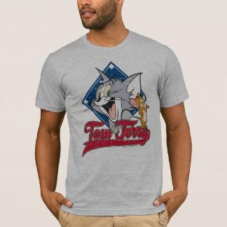 Tom en Jerry | Tom en Jerry op de Diamant van het T Shirt