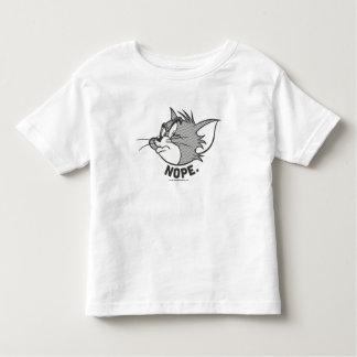 Tom en Jerry | Tom Says Nope Kinder Shirts