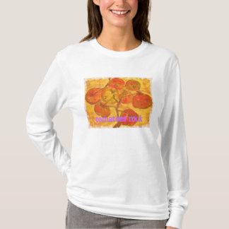 tomaten cluster watercolour (tomatenrots) t shirt