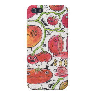Tomaten! iPhone 5 Cover