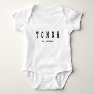 Tonga Polynesia Romper