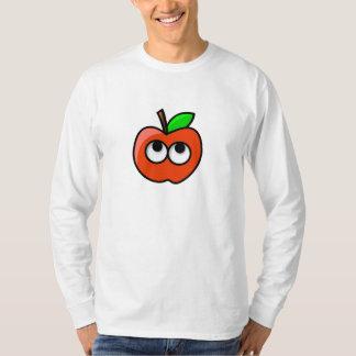 tonymacx86 overhemd van het appel het lange sleeve t shirt