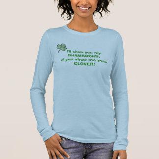 Toon me uw Klaver T Shirts