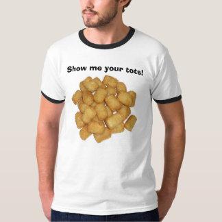 Toon me uw peuters! t shirt