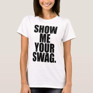 TOON ME UW SWAG T SHIRT