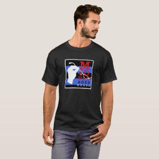 Toon uw kleuren in dit t shirt