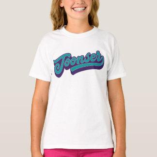 Toonser, het Dorische Overhemd van het T-shirt van