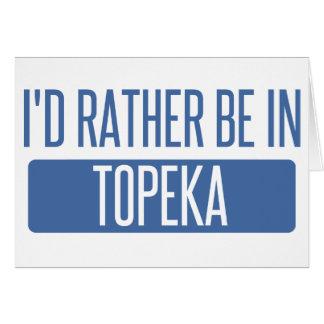 Topeka Wenskaart