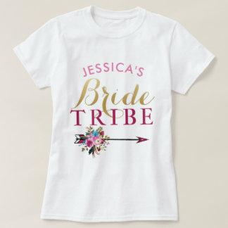 Topje van de Bruidsmeisjes van de Partij van de T Shirt