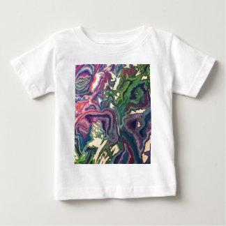 Topografisch Papieren zakdoekje Kunst IV Baby T Shirts
