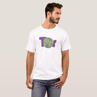 TOR Browser - het Netwerk van de Anonimiteit T Shirt