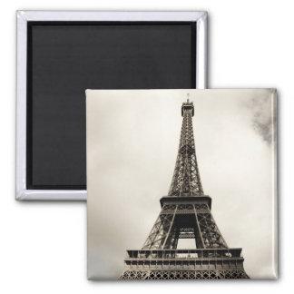 Toren 8 van Eiffel Vierkante Magneet