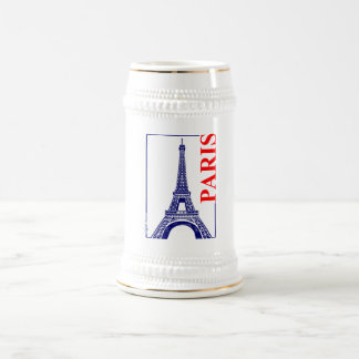 Toren Parijs-Eiffel Bierpul