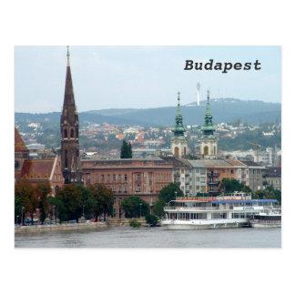 Torens over de Donau Briefkaart
