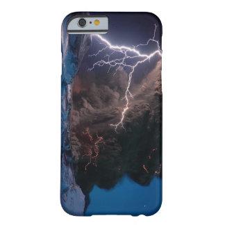 Tornado met nauwelijks daar het Aansteken van Barely There iPhone 6 Hoesje