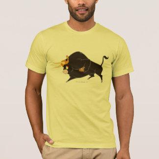 Toro de Volledige Last van de Stier T Shirt