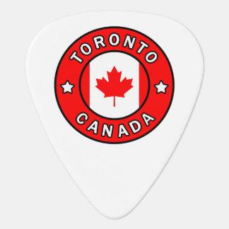Toronto Canada Gitaar Plectrum