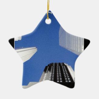 Toronto Keramisch Ster Ornament