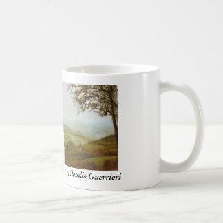 Toscaanse Heuvels Koffiemok
