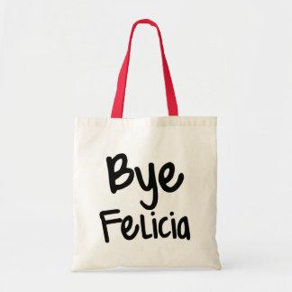 Tot ziens de Funny Saying zak van Felicia Draagtas