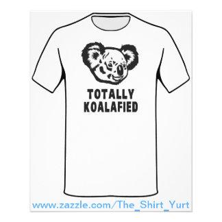 Totaal Koala Koalafied Flyer 11,4 X 14,2 Cm