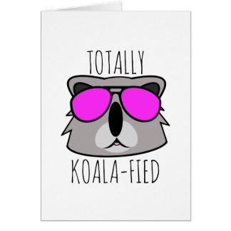 Totaal Koalafied Kaart