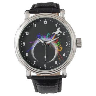 Totaal magische verduistering horloge