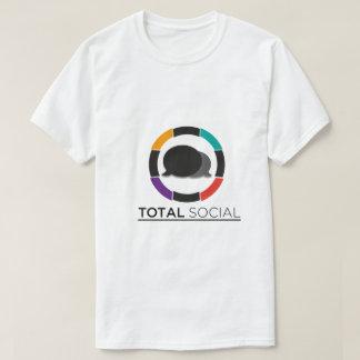 """Totaal Sociaal Mannen """"ik ben Dopin'"""" overhemd T Shirt"""