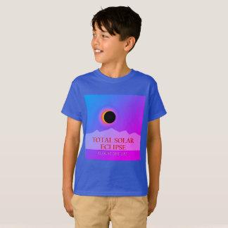 Totale ZonneVerduistering 21 Augustus, het T Shirt