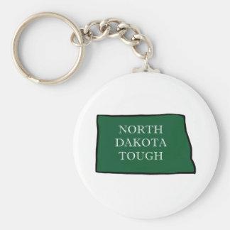 Tough Noord- van Dakota Sleutelhanger