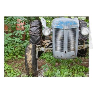 Tractor Kaart
