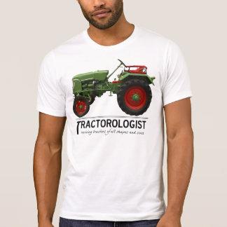 Tractorologist T Shirt